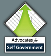 Image from the Advocates for Self Government Homepage