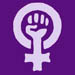 Symbol of the Woman\'s Movement Against Patriarchy