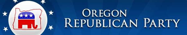 Image from the Oregon Republican Party (ORP) Homepage